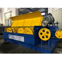 China 132KW Rod Breakdown Machine With Double Spooler And Coiler , Large Making Machine wholesale