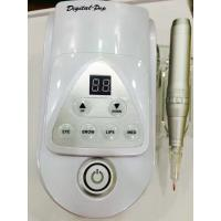 China PUP Digital Permanent Makeup Machine For Lip / Eyebrow Tattoo Variable Speed wholesale