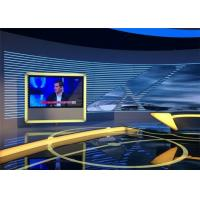 China Nation Star LED  5153 Indoor  LED Video Wall For Studio Room Background wholesale