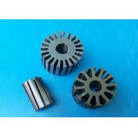 China ± 0.01mm Tolerance Electrical Lamination Stamping DI 320 Silicon Steel For Fan Motor wholesale