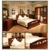 China Casa Series Home Furniture, Classic Bedroom Sets, Classic Bed (TM-DA811) wholesale