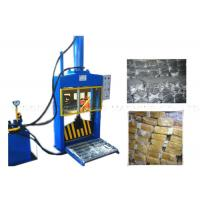 China 5.5KW Automatic Rubber Cutting Machine Easy Operate With Pneumatic Feed on sale