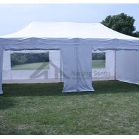Buy cheap 50mm HEX Pop Up Canopy 3m x 6m from wholesalers