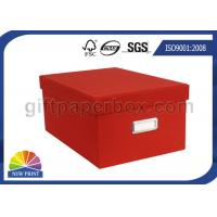 China Colorful Toy Storage Corrugated Carton Paper Box / Customized Cardboard Packaging Boxes wholesale