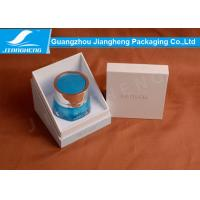 China Offset Printing Paper Cosmetic Packaging Boxes , Skin Care Cream Packing Boxes wholesale