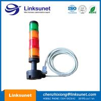 China 4 Layer Waterproof LED Signal Tower Light LIYY 6C - 0.25 Cable PVC Material wholesale