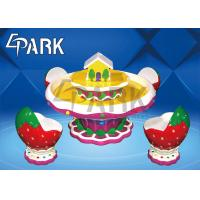 China Several Players Coin Operated Arcade Machines Strawberry Cake Sand Table wholesale