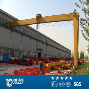 China YUANTAI simple operation BMH semi gantry crane design wholesale