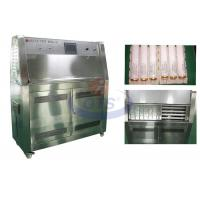 China Stainless Steel Material Climatic Test Equipment / UV Weathering Aging Test Machine wholesale