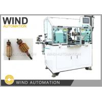 Buy cheap Flier Type Armature Winding Machine Fully Automatic 4 Pole Lap Coil Winder from wholesalers