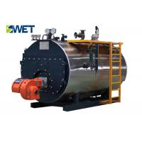 Easy Operate Gas Fired Hot Water Boiler For Printing Industry 1.25MPa Working Pressure