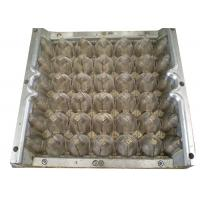 China Customizable Moulding Pulp Copper 30 Cavities Egg Tray Molds / Dies wholesale