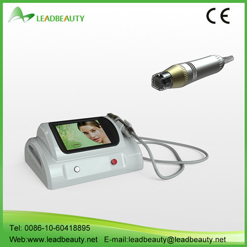 Quality LEADBEAUTY hot product Fractional RF microneedle machine for sale