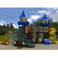 China CE, TUV Approved Newest Castle Outdoor Playground For Primary School / Beach/Amusement Park !!! wholesale