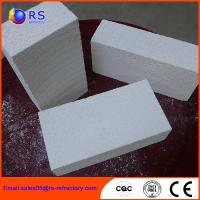 China Good Thermal Shock Resistance IM 23 Mullite Insulation Brick For Heat Reaction Chamber wholesale