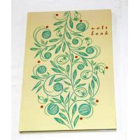 China China Factory Wholesale Hard Cover Notebooks, Office/Stationery Supplies Notebooks on sale