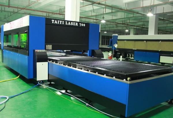 Quality Метал автомат для резки лазера/машина 120 М/Мин резца литого железа располагая скорость for sale