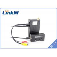 Buy cheap SD data COFDM Transmitter , wireless video audio sender adjustable Frequency from wholesalers