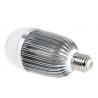 A luz de bulbo do diodo emissor de luz do brilho alto conduziu em volta das ampolas para o ângulo de visão 270° industrial