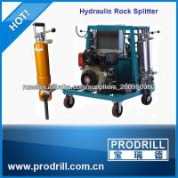 China PD350 Hydraulic Rock Splitter for Demolition wholesale