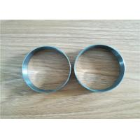 China Round Ring Shape Machined Metal Parts CNC Brass Parts For Industrial Machine wholesale