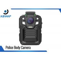 China Infrared WIFI Police Using Body Cameras For Law Enforcement High Definition wholesale