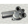 China ISUZU Excavator Engine Parts , 4BJ1 Thermostat Housing Aluminum or Iron Material wholesale