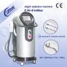 China E - Light Beauty Salon Hair Growth Machine Vertical Style IPL RF 63 * 70 * 125CM wholesale