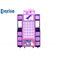 China Commercial Contemporary  Lipstick Vending Machine With Coin Change Function wholesale