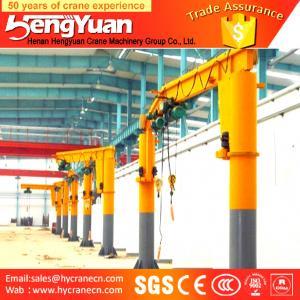 China Jib Crane with Electric/Hand Chain Hoists wholesale