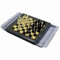 China Magnetic Chess, Made of Plastic wholesale