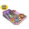 China Plastic Amusement Equipment Kids Soft Indoor Playground Naughty Castle wholesale