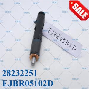 China DELPHI Diesel Injector EJBR05102D; Diesel Fuel Injector EJBR05102D, 28232251 on sale