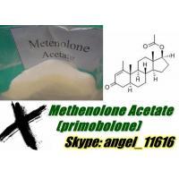 White Powder Methenolone Acetate Strong Steroid Primobolone CAS 434-05-9