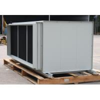 China High Static Pressure Ducted Dx Air Conditioning Units With V-Belt Transmission wholesale