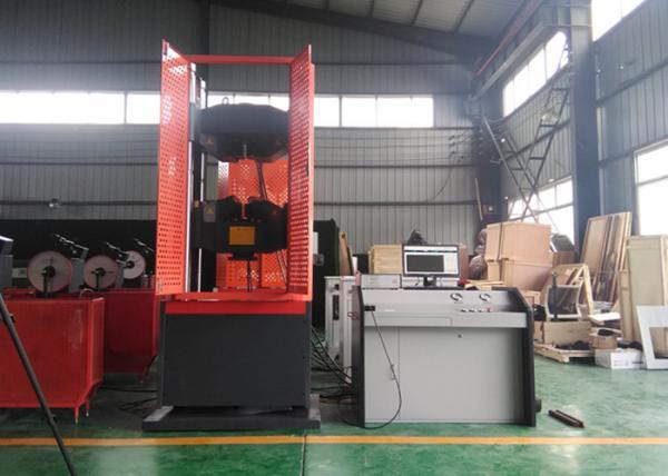 Quality Computer Controlled Servo Hydraulic Universal Testing Machine 100 Ton UTM Equipment for sale