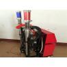 China 9KW Heater Power Polyurethane Foam Machine 250kg Gross Weight Reduces Blocking wholesale