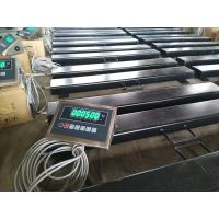 China Weigh Beam 1T 2T 3T Load Bar Scale Mild Steel / Stainless Steel Materials wholesale