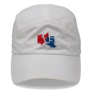 China 5 Panel 60cm Sports Dad Hats With Adjustable Strap Closure wholesale