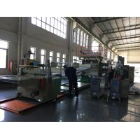 China 2 Layers PC ABS Luggage Sheet Extrusion Machine for Making Baggage Luggage Case wholesale