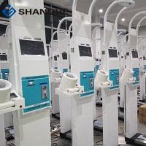 China Coin Height Weight Bmi Machine wholesale