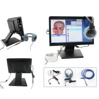 China 14'' Touch Screen Black Biofeedback Health Analyzer 4025 Hunter For Quantum Detector wholesale