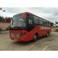 China 7.7 Meter Inter City Buses Dongfeng Chassis New Air Condition Long Wheelbase wholesale