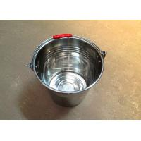 China Food Grade Health Stainless Steel Milk Bucket For Store Milk , Water wholesale