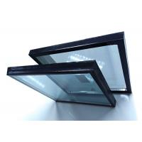 Building Double Vacuum Insulated Glass Hollow / Solid Structure CE Standard
