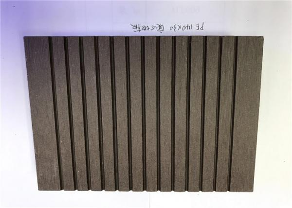 Quality Exterior Wood Plastic Composite Flooring / Covering Vinyl Laminate For Pool for sale