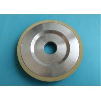 China CBN Vitrified Bond Diamond Grinding Wheels For PCD Diamond Products Crank Shaft wholesale