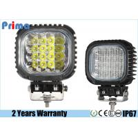 China 48W 5 Inch Driving Lights , Spot / Flood IP67 Waterproof Off Road Led Lights wholesale
