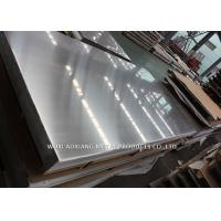 China Heat Resistance 2205 Duplex Stainless Steel Plate Thickness 0.6 - 60mm wholesale