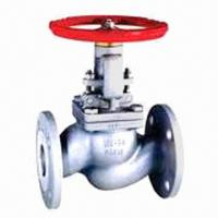 China API Stainless Steel Globe Valve with 150 to 2,500lbs Pressure and 1/2 to 20 Inches Size wholesale